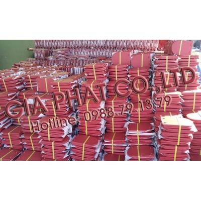 Ngói Vảy Cá phủ sơn chống thấm màu Đỏ đô